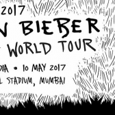 Justin Bieber- The Purpose World Tour In India