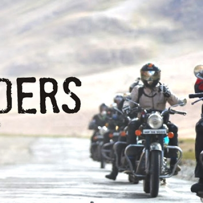 Enfield Riders
